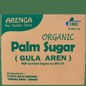 Organic Palm Sugar Bulk