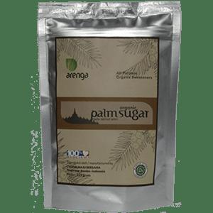 Organic Palm Sugar Pouch