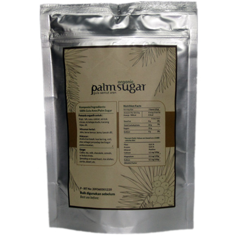 Arenga Palm Sugar Pouch 2