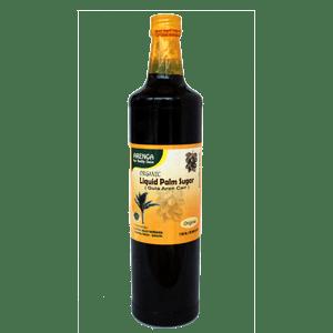 Organic Liquified Palm Sugar Bottle