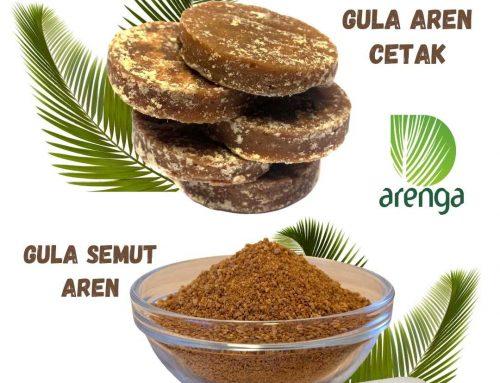 Beda Gula Aren dan Gula Semut