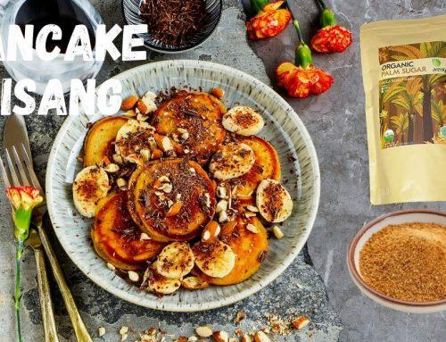 Pancake Pisang Gula Aren