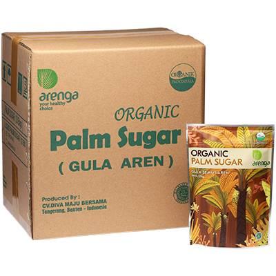 Jual palm sugar organik premium
