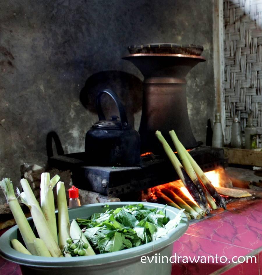 Makanan elok dari kampung