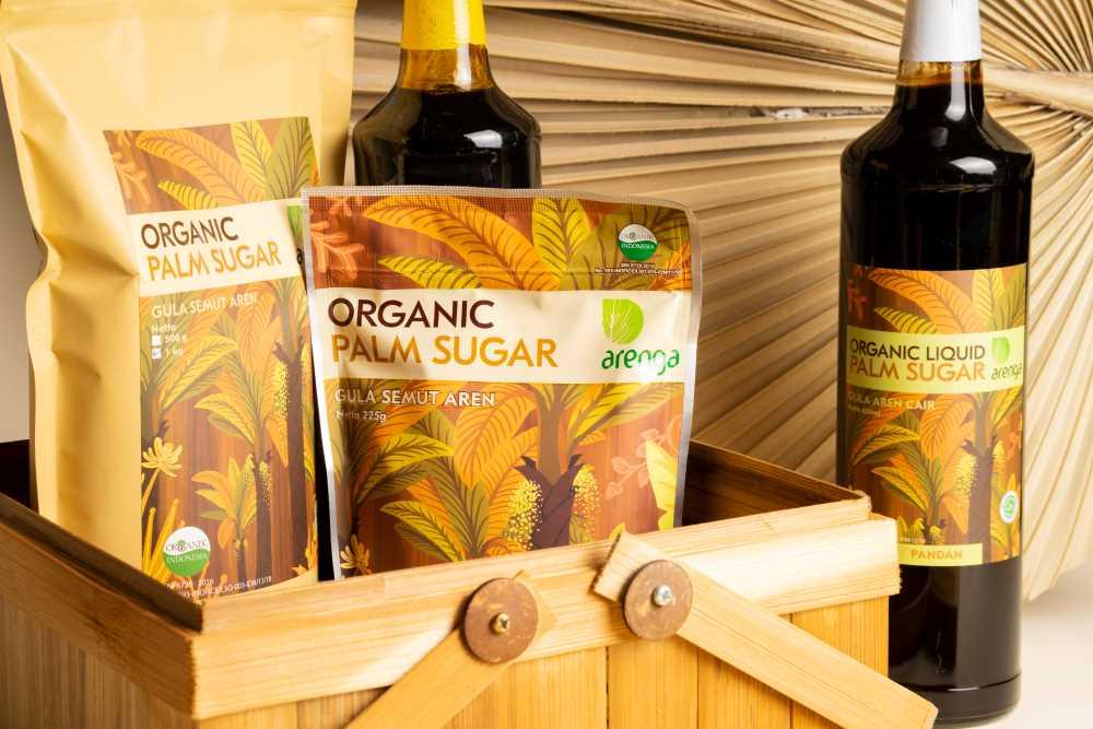 Arenga palm sugar untuk bumbu masak
