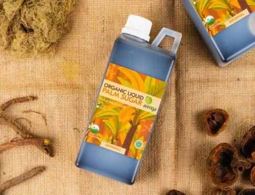 Gula Aren Cair 1 Liter Arenga Untuk Kedai Kopi dan Minuman