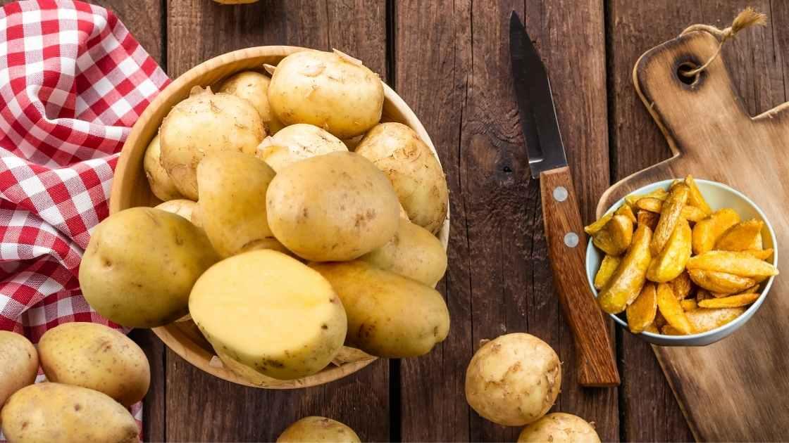 Mengenal kentang lebih dekat